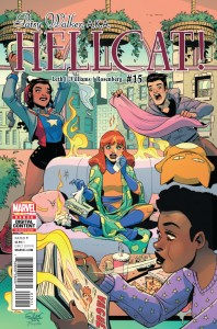 Hellcat #15