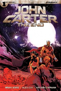John Carter The End #1