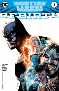 Justice League America Rebirth #1