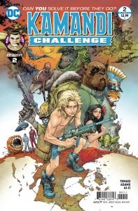 Kamandi Challenge #2