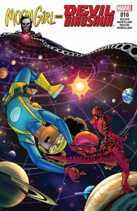 Moon Girl Devil Dinosaur #16