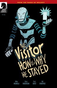 The Visitor #1