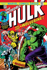 Wolverine vs. Hulk #1