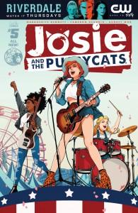 Josie Pussycats #5